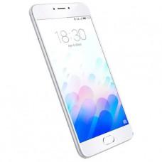 Смартфон MEIZU note 5  (3-32 Gb) бело-золотой