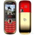 Мобильный телефон BQ 1402 Lyon Gold Edition Red